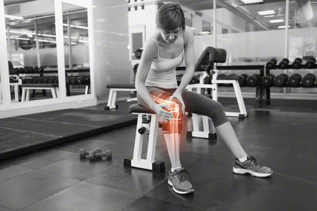 Knee pain Muscle