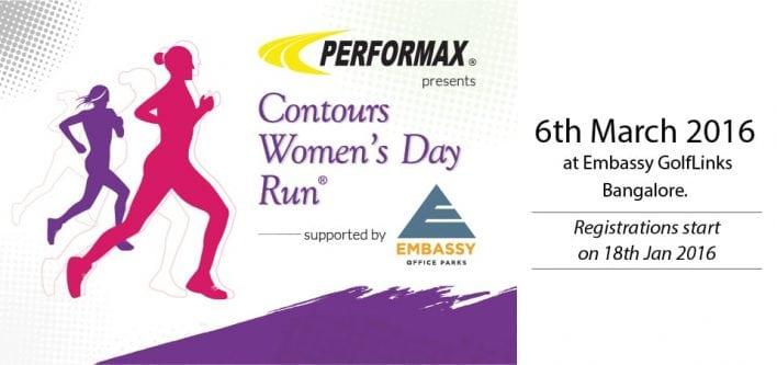 Contours Women's Day Run