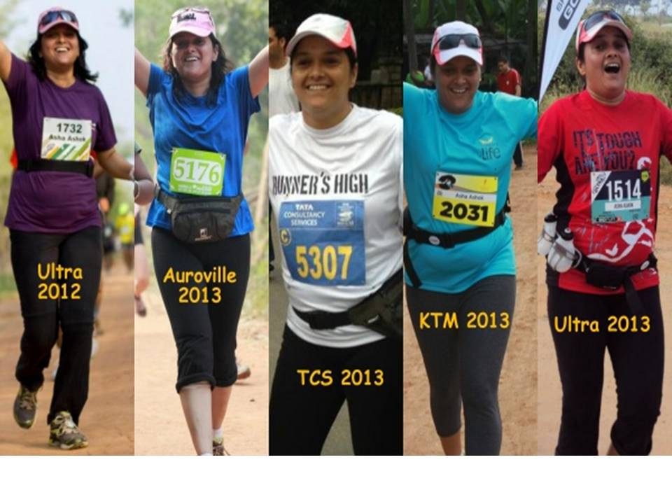 Running has repaid me not only with fitness and weight loss and other..