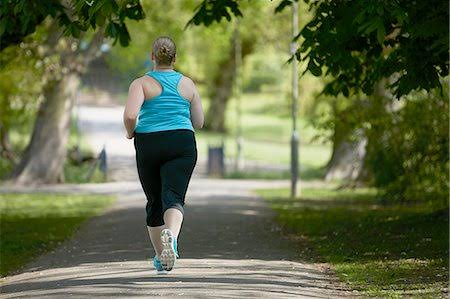 CAN RUNNING PILE ON THE POUNDS?